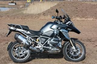 Test: 2013 BMW R1200GS in Nederland