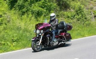 Test 2014 Harley-Davidson Ultra Limited