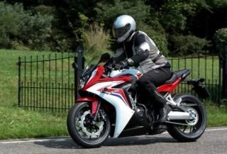 Test: 2014 Honda CBR650F ABS