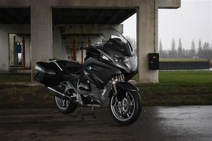 Test: 2014 BMW R1200RT