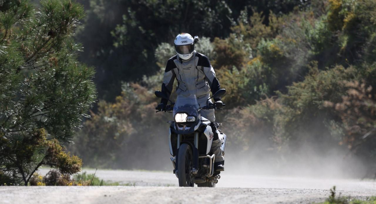 Test: Dunlop Trailsmart allroad motorbanden