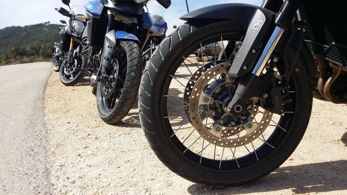 Test: Bridgestone Battlax Adventure A40 allroad motorband