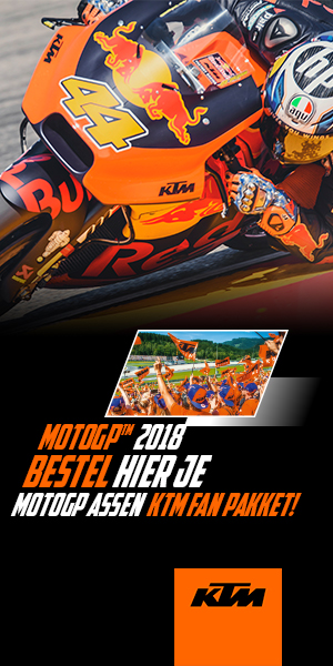 KTM Fan Tribune 209904 MotoGP 2018 300x600