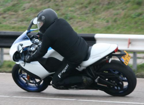 Test: Buell 1125R 2009
