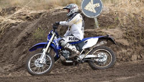 Test: impressie Yamaha 2010 off-road modellen