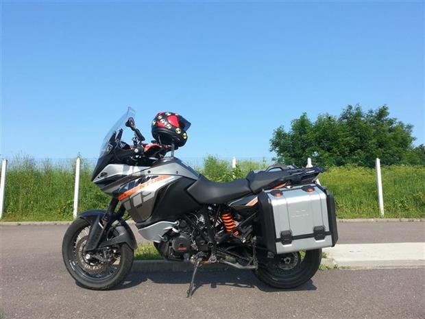 Reistest: 2013 KTM 1190 Adventure