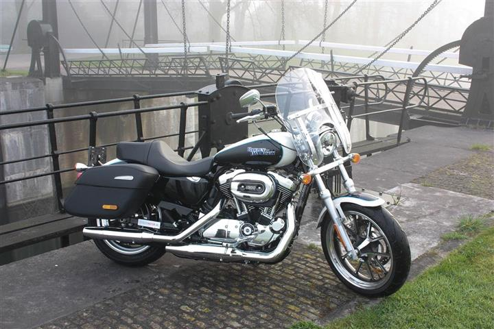 Test: 2014 Harley Davidson Superlow 1200T