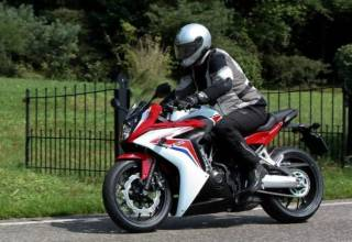 Test 2014 Honda CBR650F ABS