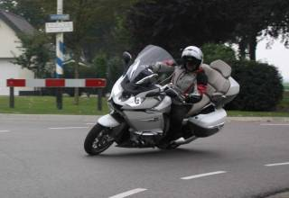 Test 2014 BMW K1600 GTL Exclusive 1