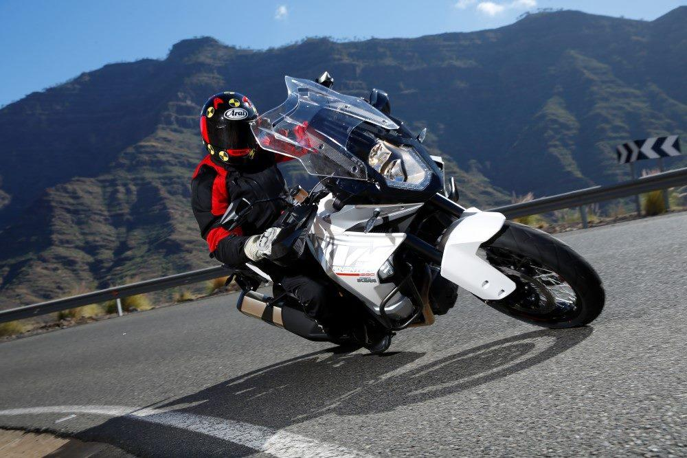 Test: 2015 KTM 1290 Super Adventure