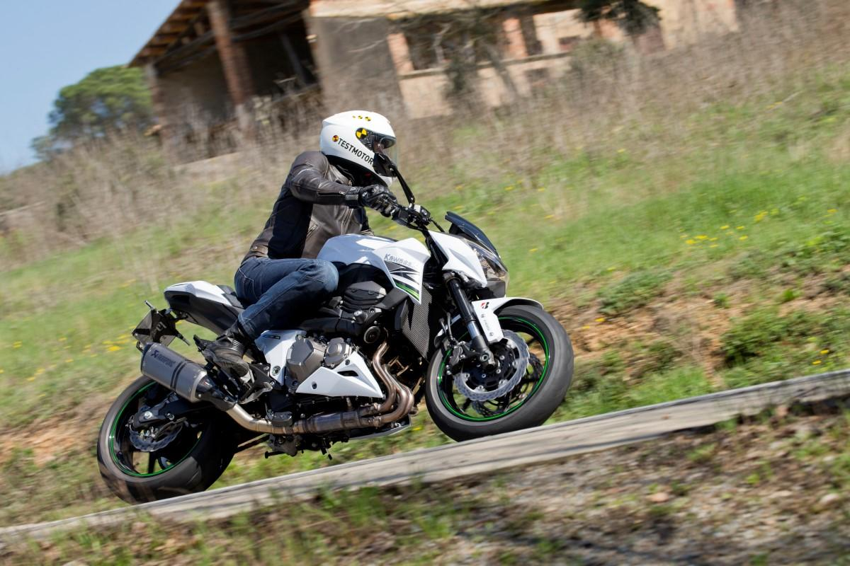 Test: Kawasaki Z800 Barracuda