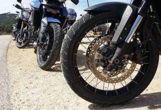 Test Bridgestone Battlax Adventure A40 motorband