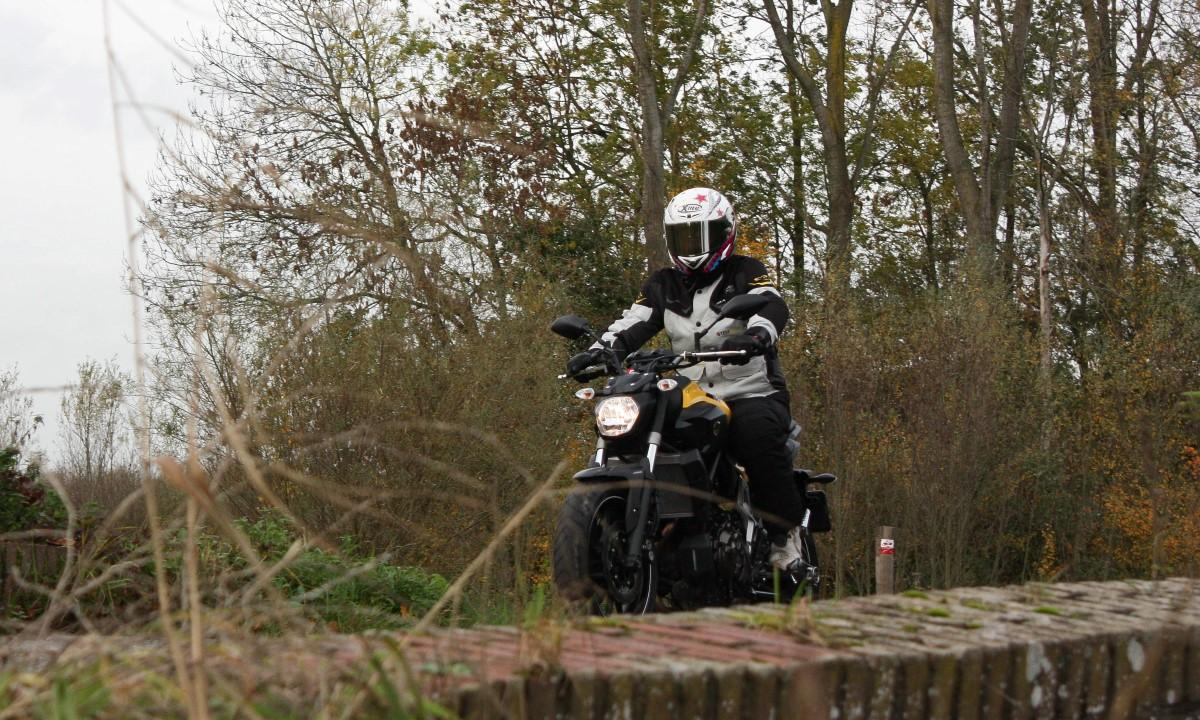 Test: 2015 Yamaha MT-07