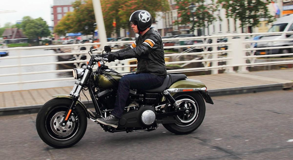 Test: 2016 Harley-Davidson Fat Bob