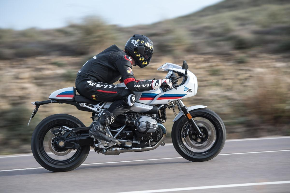 test: 2017 BMW R NineT Racer