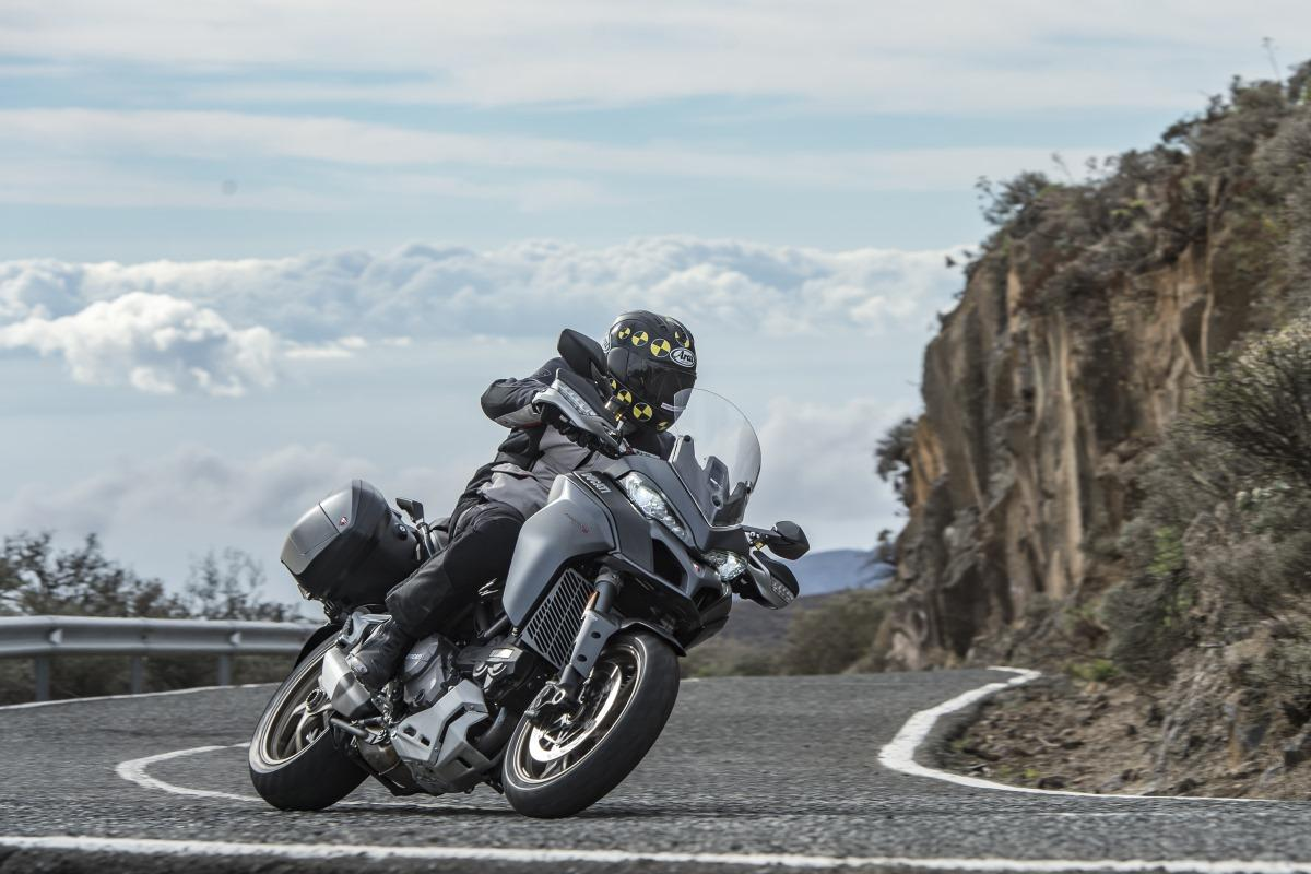 Test 2018 Ducati Multistrada 1260 1