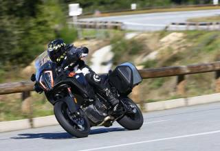 Test 2017 KTM Super Adventure 1290 S 1