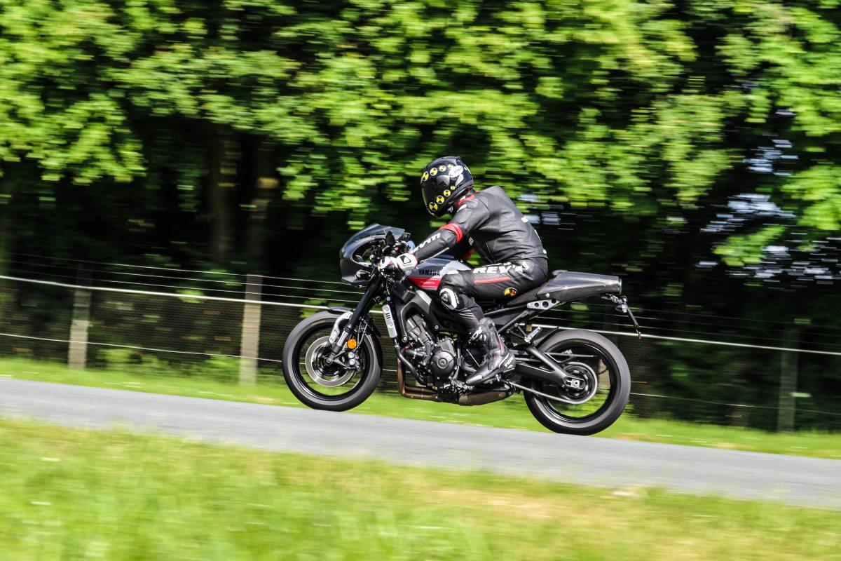 #KDDB Test: 2017 Yamaha XSR900 Abarth