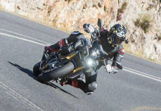 Test 2017 Yamaha MT 10 SP