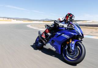Test 2017 Yamaha YZF R6 Supersport