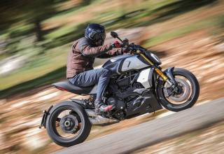 Test 2019 Ducati Diavel 1260 1