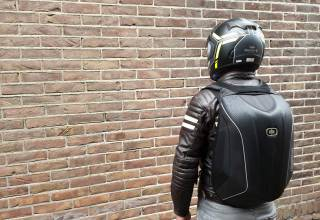 Test Ogio Mach 1 3 5 backpack No drag 1