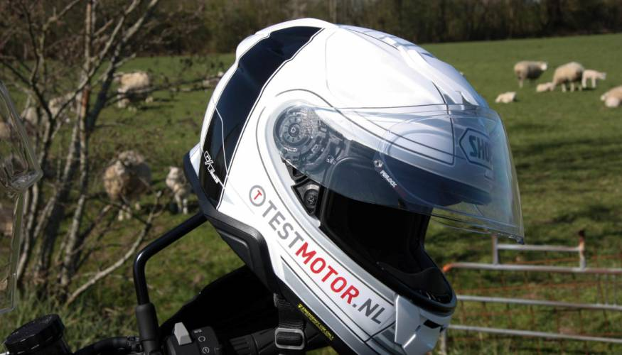 Test Shoei GT Air 2 1